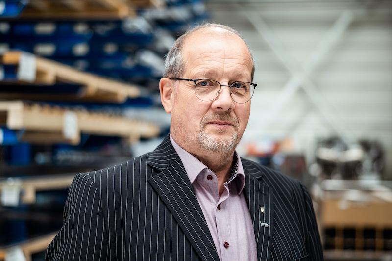 Herr Michael Jonen